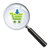eCommerce Diagnostics and Analytics Icon