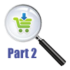 eCommerce Diagnostics and Analytics Icon - Part 2